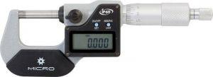 Mikrometr cyfrowy MMZb  50- 75/0.001