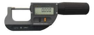 Mikrometr cyfrowy 0- 30/0.001 z końcówkami Ø 6.5mm DEMO