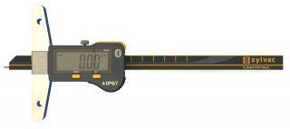 Głębokościomierz cyfrowy 0-300 0.01 mm S_Depth EVO Smart