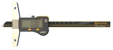 Głębokościomierz cyfrowy 0-200 0.01 mm S_Depth EVO Smart